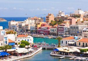 جاذبه های کشور یونان