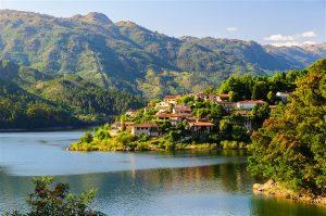پارک ملی Peneda-Geres از جاذبههای گردشگری پرتغال