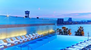 ویژگی های هتل های اسپانیا