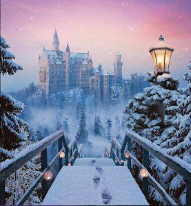 آب و هوای آلمان در زمستان