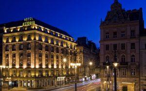 هتل های 4 ستاره کشور مجارستان