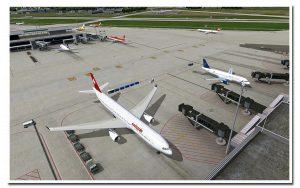 فرودگاه شهر کپنهاگ