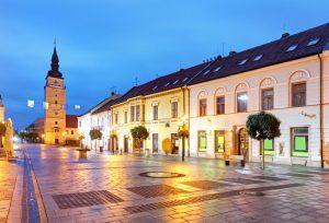 جاذبه های تاریخی، هنری و فرهنگی گردشگری اسلواکی