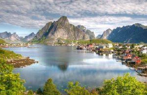 وضعیت آب و هوای نروژ