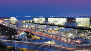 اطلاعات پرواز و فرودگاه آلمان