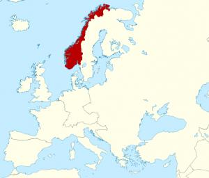جغرافیای کشور نروژ
