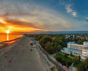 آب و هوای کشور استونی