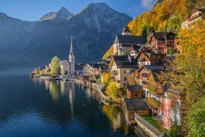 اخذ روادید توریستی اتریش
