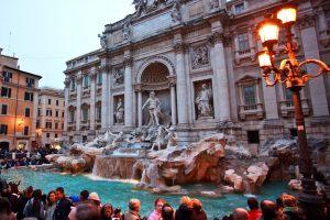 هزینه ها در شهر رم
