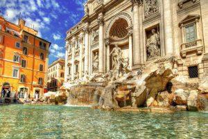 فرودگاه شهر رم