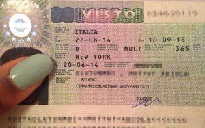 مدارک و مراحل لازم برای اخذ ویزای میلان