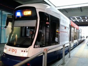 سیستم حمل و نقل در ژنو