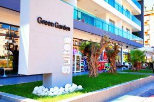 هتل 4 ستاره Green Garden