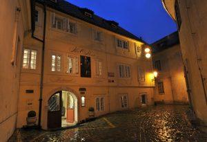 هتل کاسا مارسلو پراگ Casa Marcello