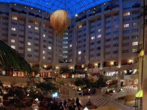 هتل هیلتون پراگ Hilton Prague Hotel