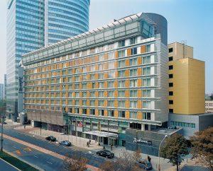هتل رادیسون بلو سنتروم Radisson Blu Centrum Hotel