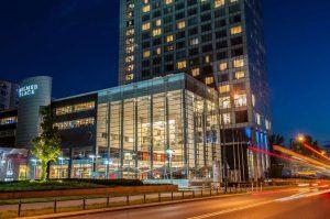 هتل هیلتون Hilton Warsaw