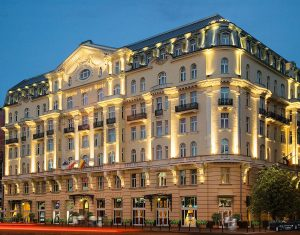 هتل پولونیا Polonia Palace Hotel