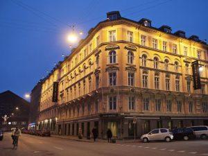 هتل استار کپنهاگ (Copenhagen Star Hotel)