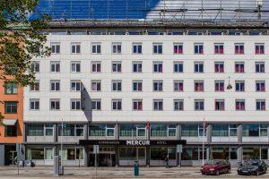 هتل مرکور کپنهاگ (Copenhagen Mercur Hotel)