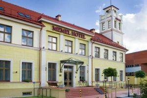 هتل ممل از هتل های لیتوانی