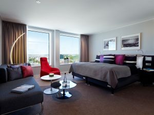 هتل های گوتنبرگ: upper house