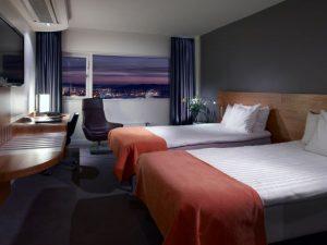 هتل های گوتنبرگ: gothia towers