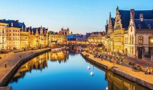 محل های اقامتی کشور بلژیک
