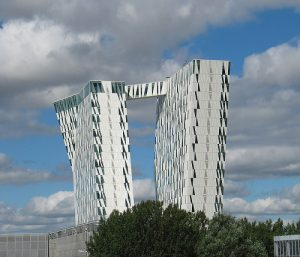 هتل بلا اسکای کامول «Bella Sky Comwell»