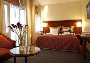 هتل اسکات دانمارک «Ascot»
