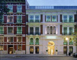 هتل هسپس پالائو د لا مار از هتل های والنسیا