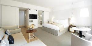 هتل مه مورس پاریس «Hotel Le Meurice»
