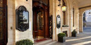 هتل رجینا پاریس «Hotel Regina»