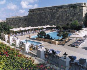 Phoenicia از هتل های کشور مالت