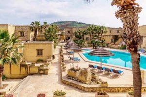 villa Tal Fanal از هتل های کشور مالت از نوع سه ستاره