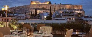 هتل های آتن