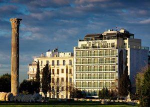 هتل نووتل آتن «Novotel Athens»