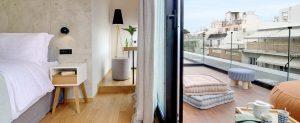 هتل آپارتمان آتن لوتوس «Athens Lotus Apartments»