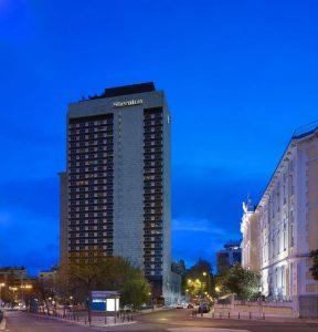 هتل شراتون لیسبو و اسپا