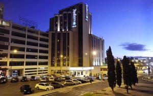 هتل رادیسون بلو لیسبون