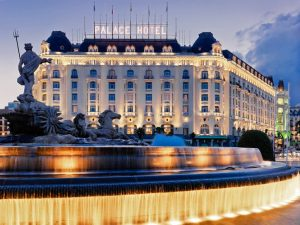 هتل های شهر مادرید