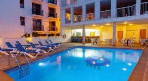 هتل گالریا از جمله ارزان ترین هتل های ایبیزا
