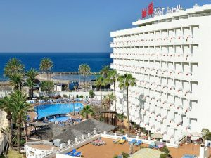 هتل ترویا یکی از جذاب ترین هتل های تنریف