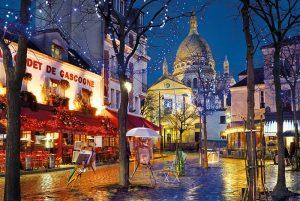 رزرو تور 7 روزه پاریس