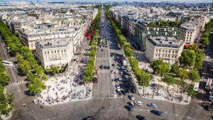 خرید در شهر زیبای پاریس