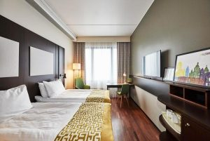 هتلهای هلسینکی