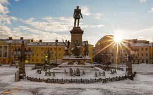 جاذبههای گردشگری هلسینکی