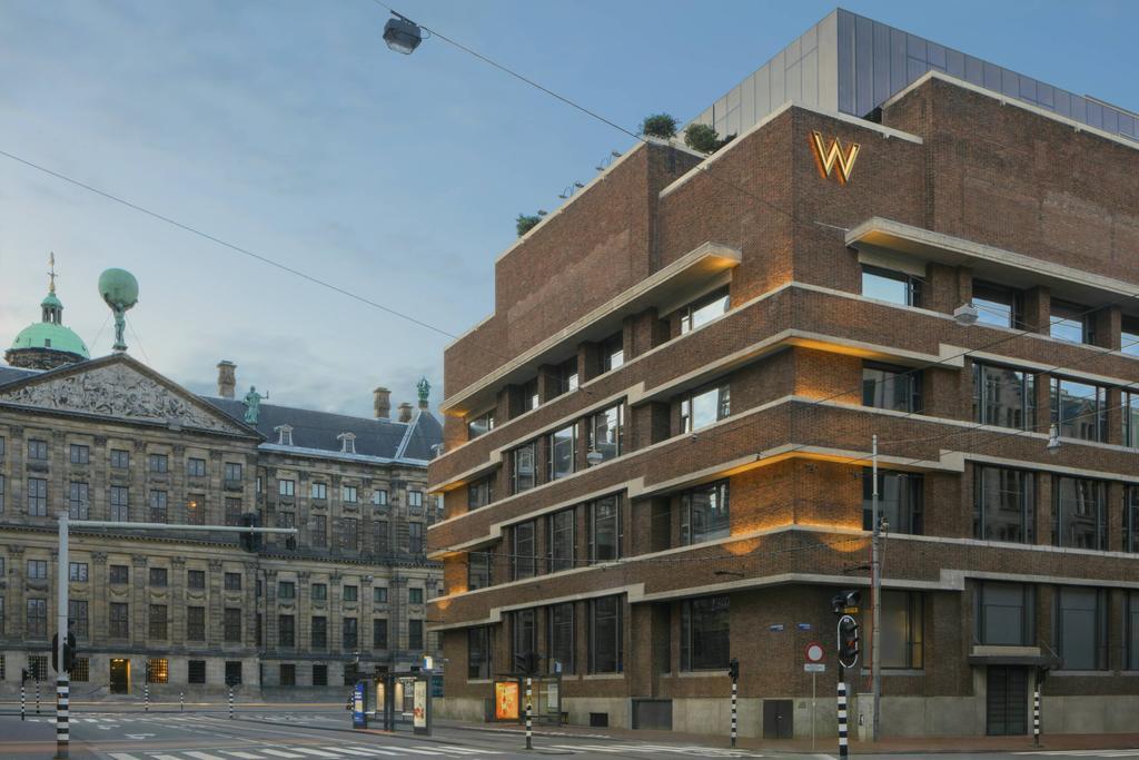 هتل W Amsterdam