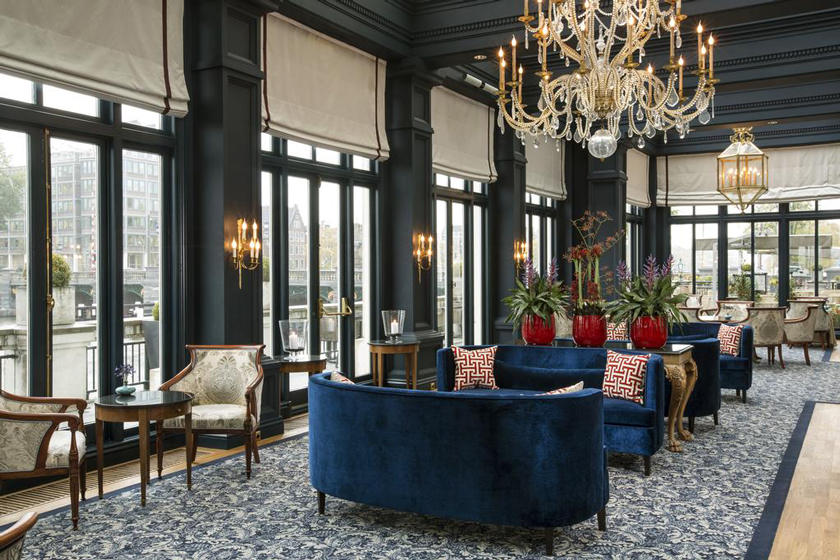 رزرو هتل لوکس در آمستردام