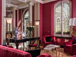 هتل ریجنسی از دیگر هتل های فلورانس